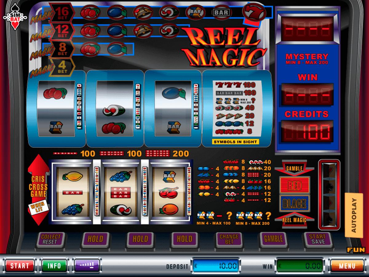 coup œil sur magik casino